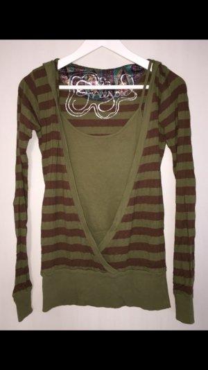 Freesoul Jersey con capucha multicolor