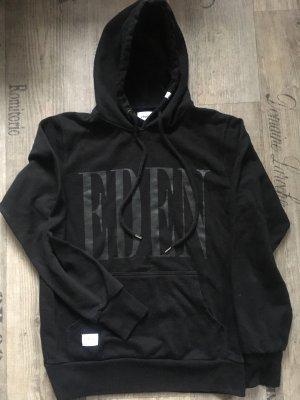 Jersey con capucha negro