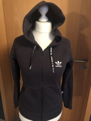 Adidas Originals Sweat Jacket anthracite
