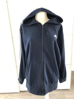 Adidas Veste chemise bleu foncé