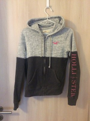 Hollister Sweat Jacket multicolored cotton