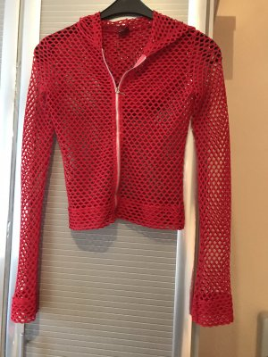 BoYco Chaqueta con capucha rojo-rojo ladrillo