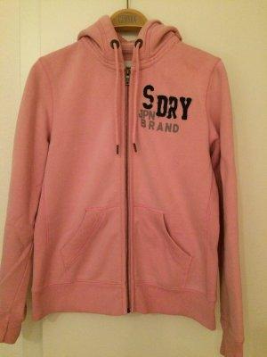 Kapuzenjacke von Super Dry in pink
