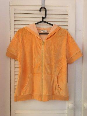 Hooded Shirt orange