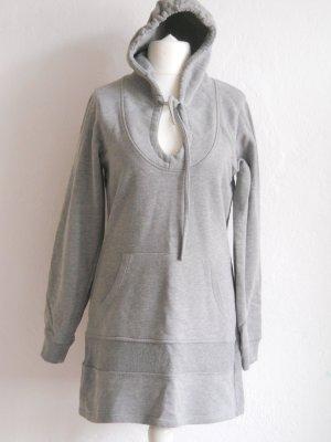 Jersey con capucha gris claro
