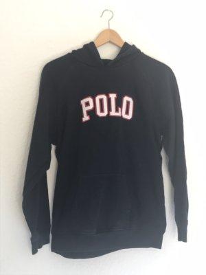 Polo Ralph Lauren Capuchon sweater donkerblauw