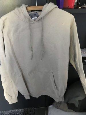 Reclaimed Vintage Capuchon sweater licht beige