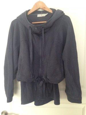 Adidas by Stella McCartney Capuchon sweater donkerblauw-blauw