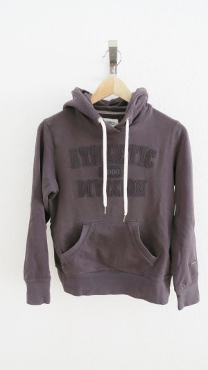H&M Hooded Sweater multicolored cotton