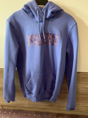 Puma Hooded Sweater purple