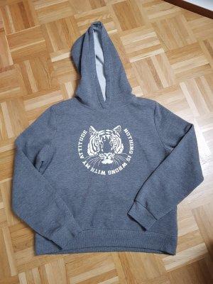 Kapuzenpullover Sweater von Gina Tricot Gr. L