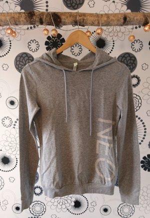 Adidas NEO Jersey con capucha gris-gris claro