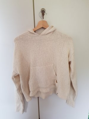 Pull & Bear Capuchon sweater wolwit