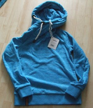 Naketano Hooded Sweatshirt blue