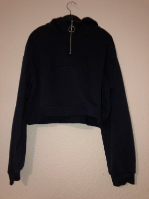 H&M Hooded Sweatshirt dark blue