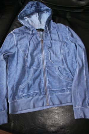 Liebeskind Hooded Sweatshirt blue cotton