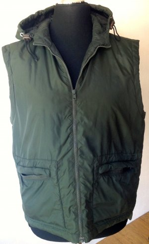 Best Connections Quilted Gilet forest green