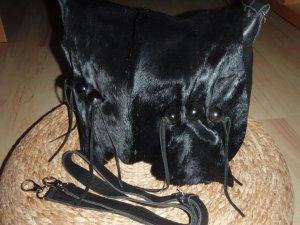 Buideltas zwart