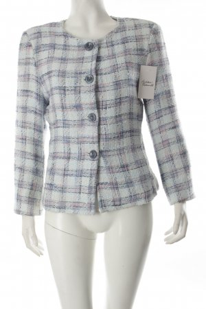 Kara Markan Wool Jacket check pattern casual look