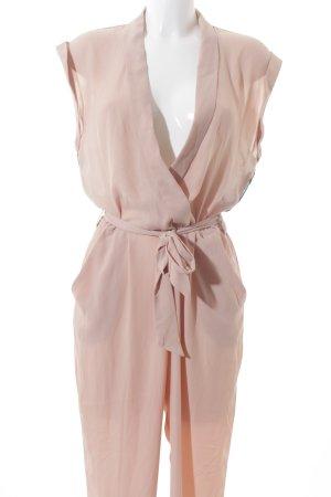 Kardashian Kollection for Lipsy Jumpsuit rosa-schwarz Elegant
