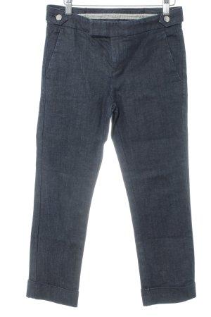 KAREN MILLEN Jeans a 3/4 blu scuro stile casual