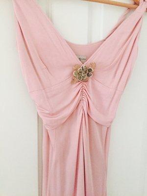KAREN MILLEN Abito color oro rosa