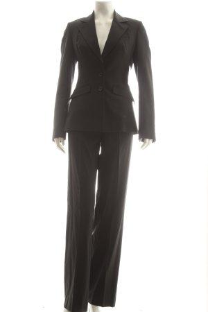 KAREN MILLEN Business-Anzug schwarz Business-Look Mischgewebe