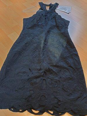 Karen Millen Cocktail Kleid schwarz