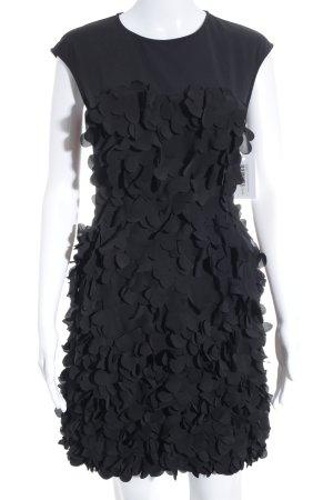 KAREN MILLEN Cocktailkleid schwarz 20ies-Stil