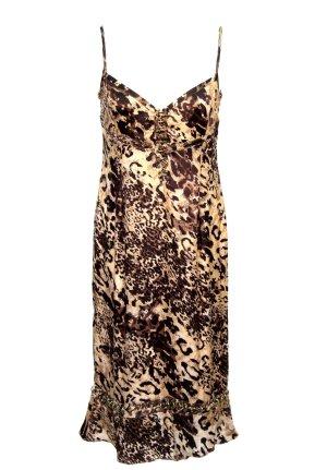 Karen Millen Damen Kleid mit Tierprint