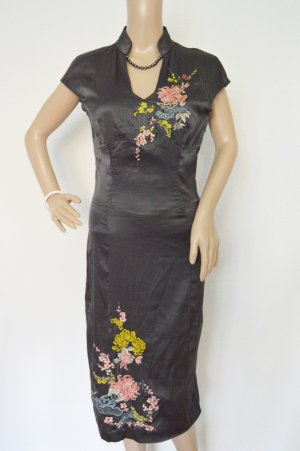 Karen Millen England Kleid gr.40 / US 8 Geisha Japan