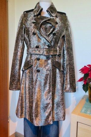 Karen Millen Faux Fur Mantel, Gr. 36/38