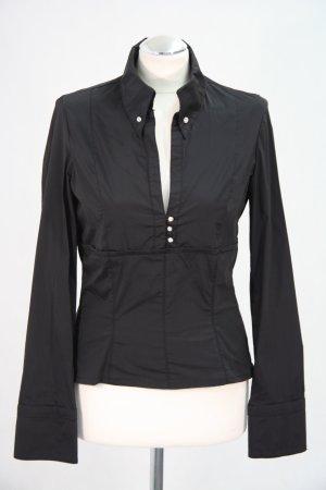 Karen Millen Hemd in Schwarz