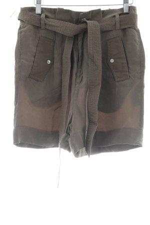 KAREN MILLEN High-Waist-Shorts braun Casual-Look