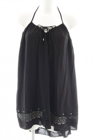KAREN MILLEN Hippie Dress black Boho look