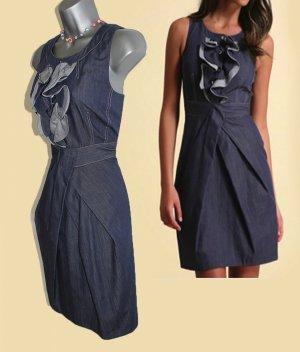 Karen Millen  Jeans Kleid sehr Süß Gr. 38