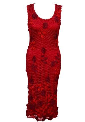 Karen Millen Kleid Gr. 34 Rot