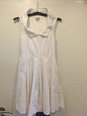Karen Millen Lochstickerei Kleid