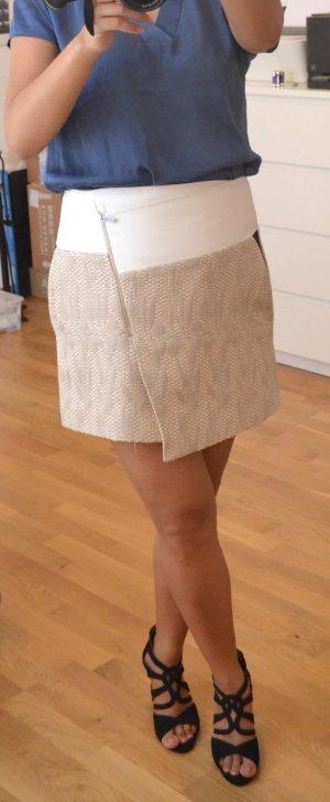 Karen Millen Minirock asymmetrisch