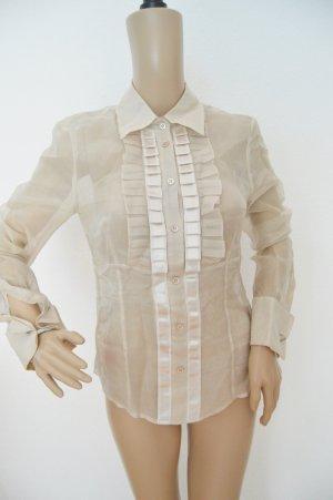 Karen Millen Nude Bluse gr.38 elegant