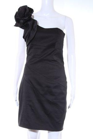 KAREN MILLEN One Shoulder Dress black elegant