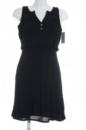 KAREN MILLEN Vestido elástico negro look casual