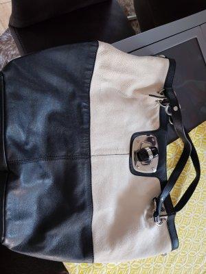 KAREN MILLEN Handbag black-cream