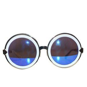 Karen Walker Sonnenbrille mit Etui