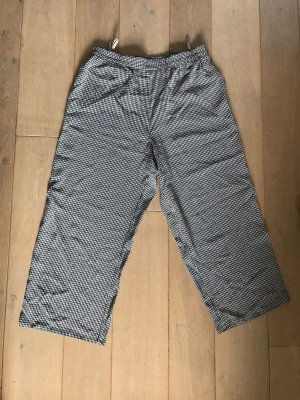 C&A Pantalone culotte nero-bianco