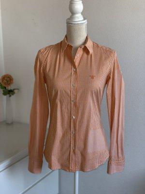 Karierte Hemd-Bluse von Gant
