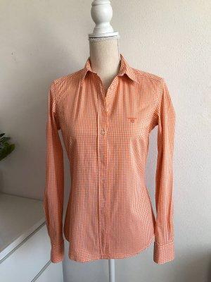 Karierte Hemd Bluse von Gant