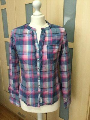 Karierte Hemd- Blusse von H&M