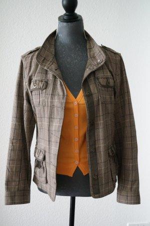 Street One Tweed blazer veelkleurig