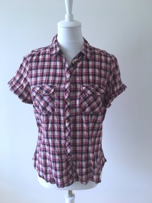 Yessica Checked Blouse multicolored
